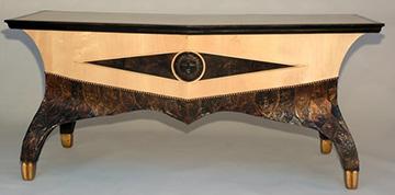 Pulpitum Exaro Desk Front - Alchemist Series