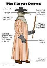 plague doctor alchemist gift