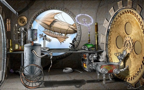 Ellen Siders' Steam Punk