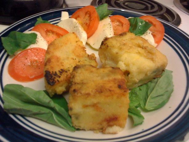 Sundried Tomato and Olive Polenta - Ancient Renaissance Recipe