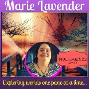 Marie Lavender Writer