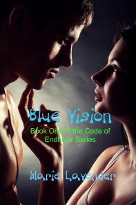 Marie Lavender blue-vision