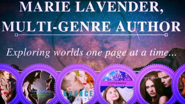 Marie Lavender's New Release: Directions of the Heart